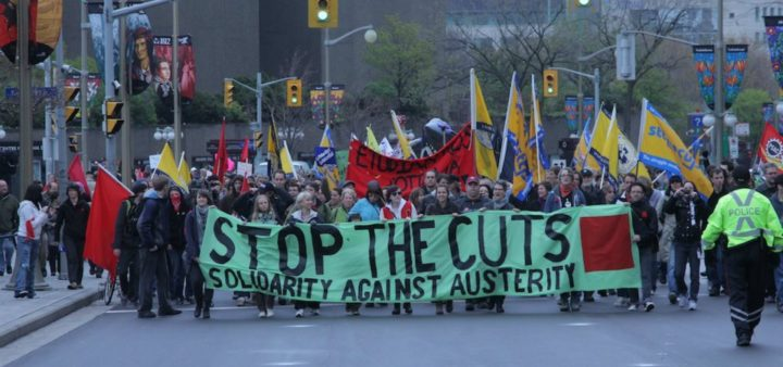 Understanding Canada's austerity consensus