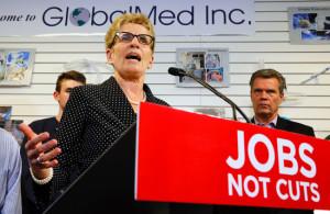 Ontario Liberal promises...