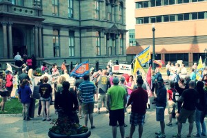 June 24 Halifax rally to Save Canada Post