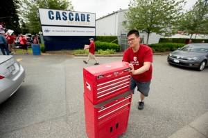 June 4: Walking off the job at Cascade Aerospace