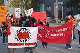 justice for migrantworkers