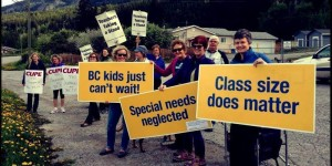 bc teachers strike