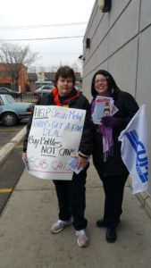 Solidarity from CUPE 5167 members in Hamilton