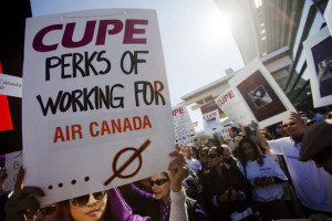 air-canada-protests