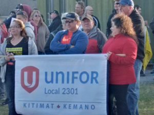 Mediation fails in Kitimat municipal workers strike