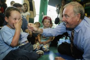 Prime Minister Paul Martin: The visionary who didn't implement childcare