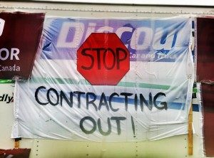 stop contracting