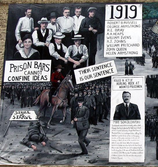 Weekend Video The Winnipeg General Strike Of 1919