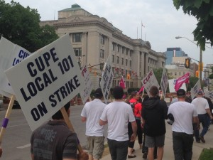 CUPE-Strike-One