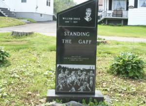 Davis Day Memorial