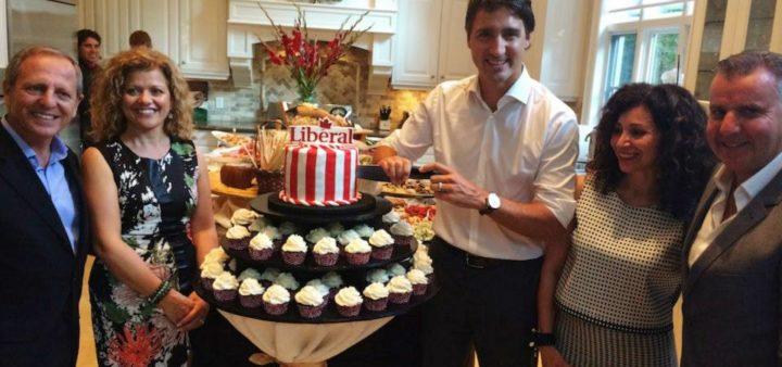 LiUNA endorses Liberals at Canadian Conference