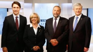 federal-leaders-debate-in-toronto