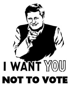 harper-not-vote