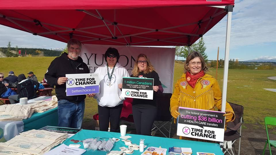 Whitehorse (Yukon Federation of Labour)