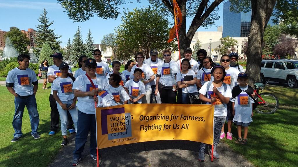 Winnipeg (Workers United)