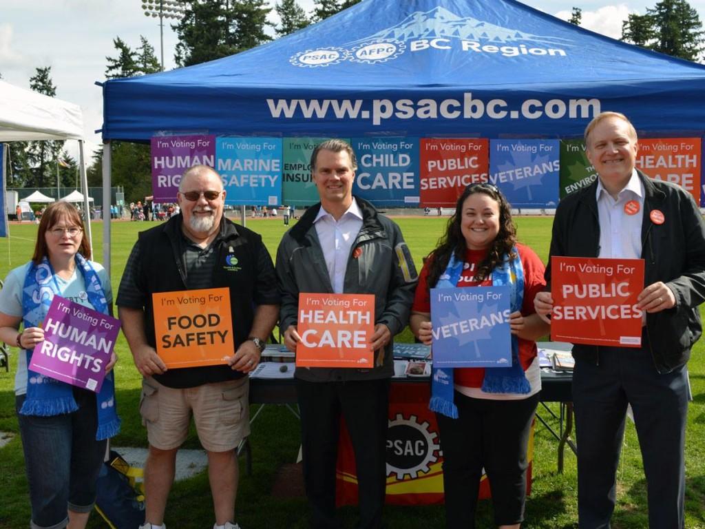 Vancouver (PSAC BC-Region)