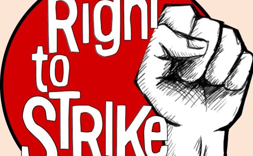 Who Gives You the Right to Strike?  rankandfile.ca
