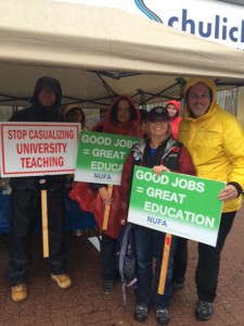 Nipissing Faculty strike