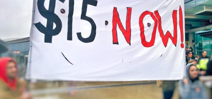 Why $15 matters for Ontario's unions