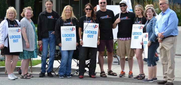 BC Nurses' Union employee lockout turns into strike