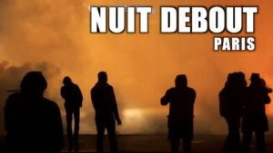 Weekend video: Struggle[s] at Nuit Debout, Part 1 – Paris