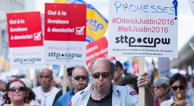 Killing Canada Post: Trudeau's Turn