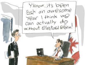 Gary Clement cartoon from the Ottawa Citizen.