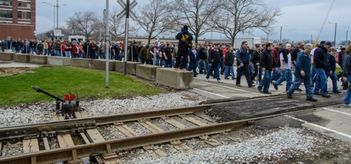 Book Review – Union Power: The United Electrical Workers in Erie, Pennsylvania