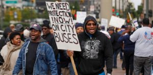 "After a series of attacks on transit operators in 2013, Detroit's transit operators conducted a ""sickout"" - an illegal strike which effectively shut down transit for a day."