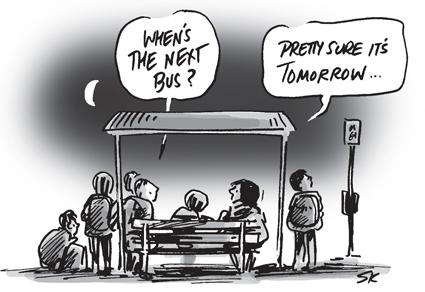 Afbeeldingsresultaat voor public transport cartoon