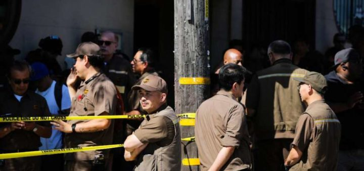 Victims of UPS's deadly drive for profit
