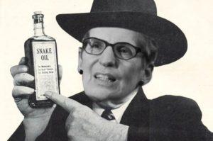 wynne-snake-oil