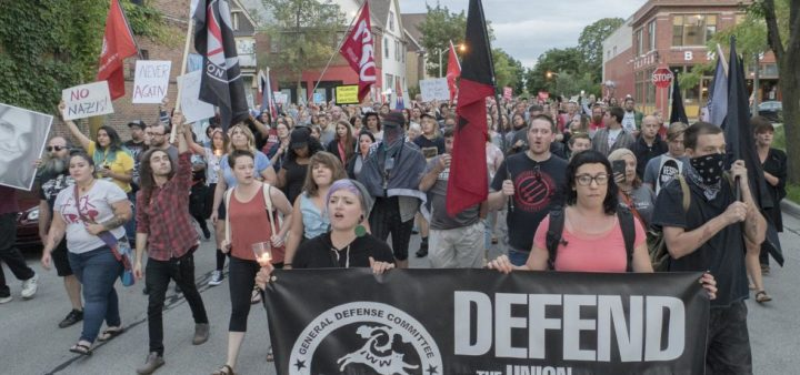 Re-engaging unions in the fight against fascism