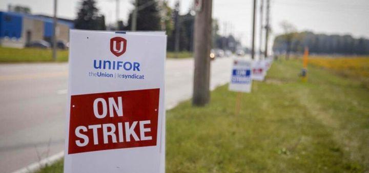 CAMI strike can renew fight against NAFTA