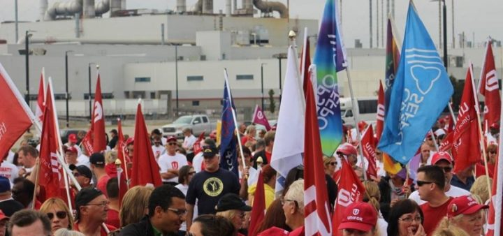 CAMI workers strike, but can't get guarantee on jobs