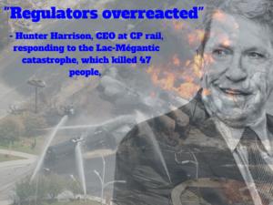 regulators overreacted