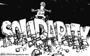 AFL-CIO Split