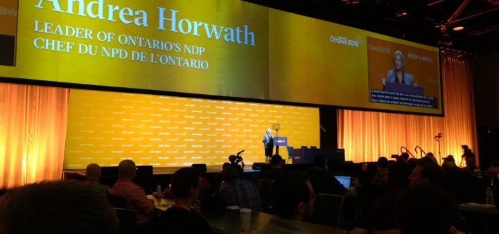 NDP convention: Motions without action?